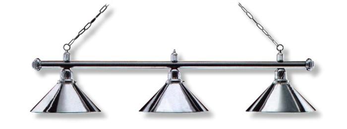 Lampe de billard billard lampe lampes london chrome ebay - Lampe pour table de billard ...