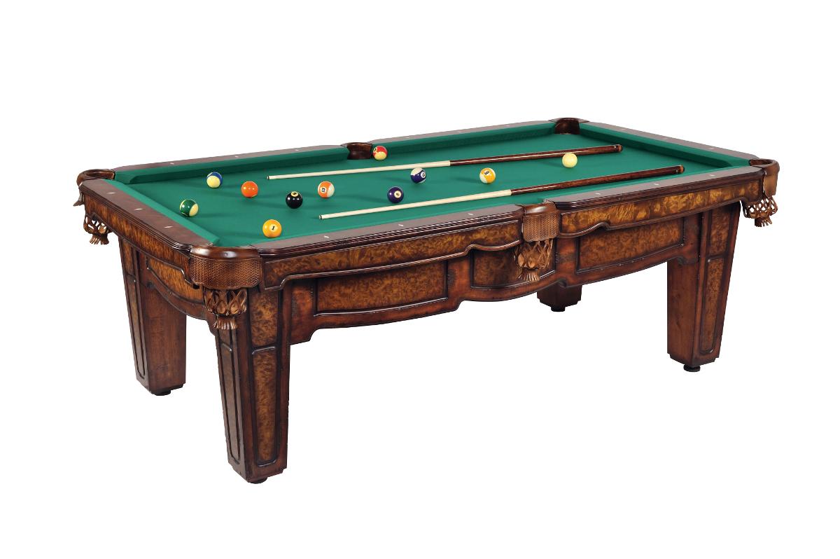 Table De Billard Wellington 9 Ft Grand 254 X 127 Cm