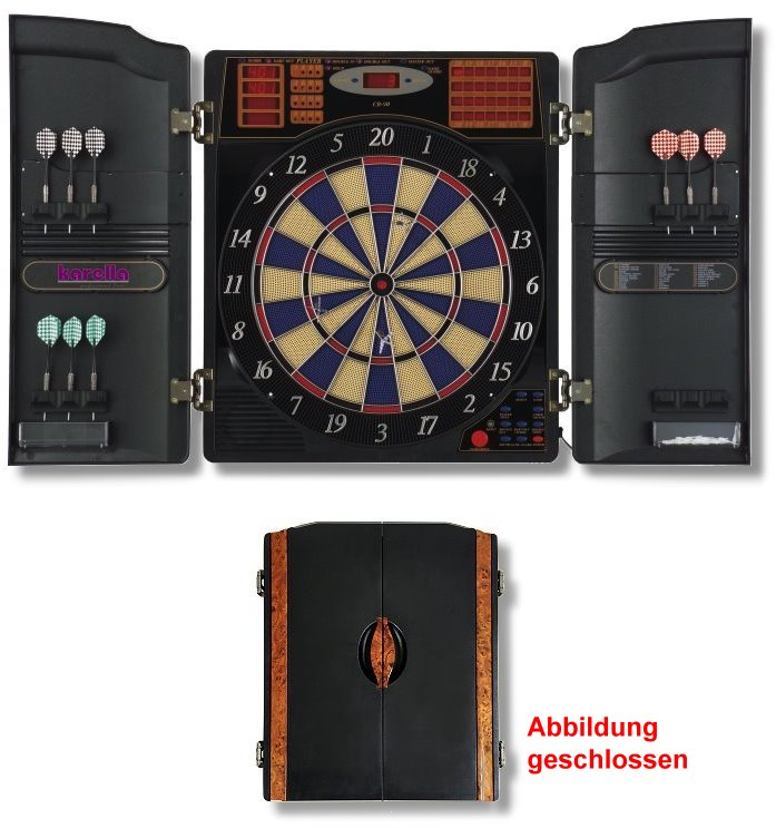 dart machine jeu de fl chettes par voie lectronique ebay. Black Bedroom Furniture Sets. Home Design Ideas