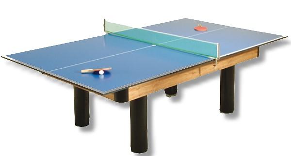 Esstisch Tischtennis ~ TischtennisPlatte, TischAuflage, 274 x 152 cm groß  eBay